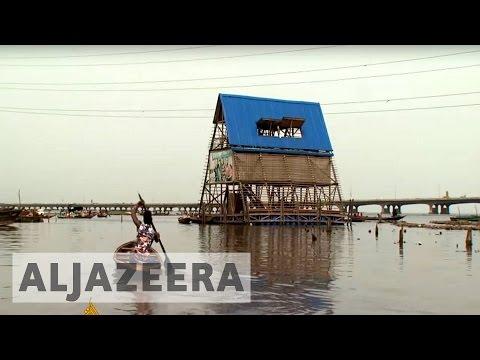 Nigeria: Collapse of floating school sinks education in Lagos slum