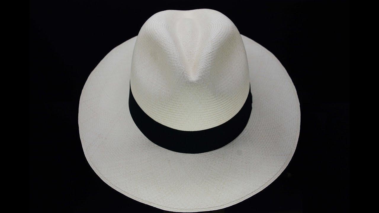Sombreros finos exclusivos de paja toquilla Montecristi de la tienda  virtual MontEcuadorhats bf69e41fc66