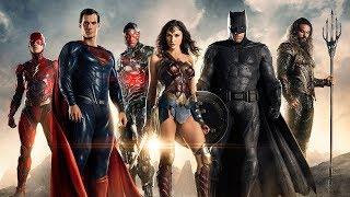 In Depth Look at Justice League
