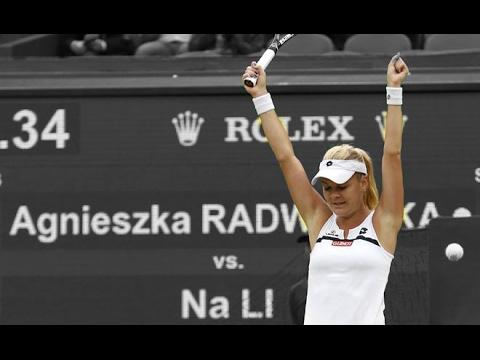 Aga Radwanska - Up and Downs  HD 