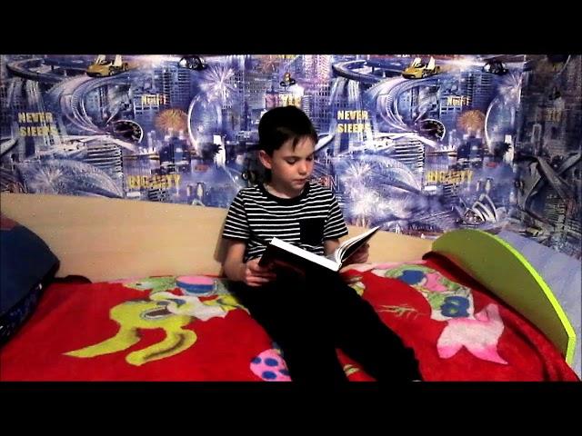 Изображение предпросмотра прочтения – РоманНайман читает произведение «Растрепанный воробей» К.Г.Паустовского