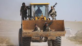 US-backed forces claim final victory over so-called Islamic State in Syria