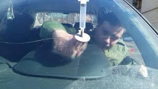"""РЕМКОМПЛЕКТ С Аliexpress для ремонта стёкол авто """"Или как НЕ ПОЧИНИТЬ стекло"""""""