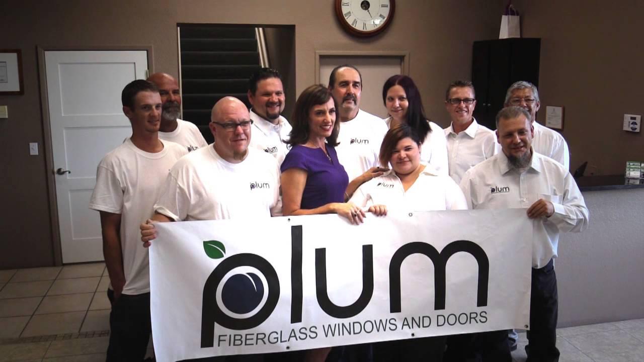 Why Choose Plum Windows Doors With Desiree Williams Of In Tucson Az