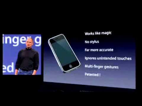 MWSF Steve Jobs Keynote introducing Apple IPhone (01/2007)