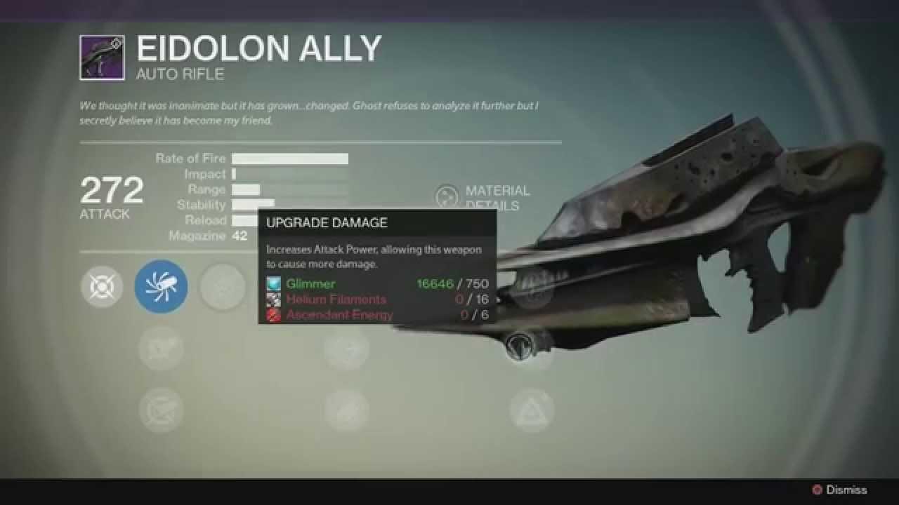 Destiny Hands On Eidolon Ally Youtube
