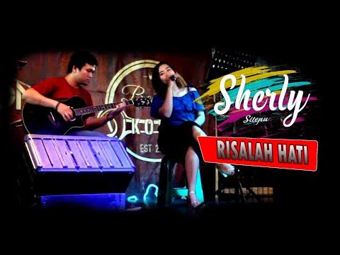 Risalah Hati - Dewa 19 (Cover By Sherly Sitepu & Gon) | LIVE RECORD