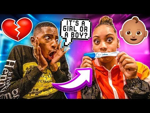 JALIYAH IS PREGNANT AGAIN!😱 EXPECTING BABY #2