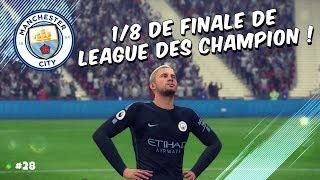 FIFA 18 - Carrière joueur 1/8 DE FINALE DE LDC !