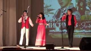 Николай Анисимов, Алена Тимерханова, Иван Котельников. Творческий вечер Николая Анисимова