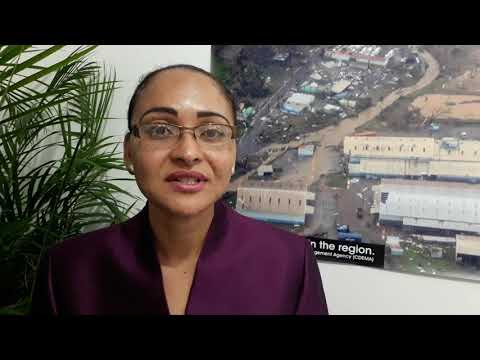 The Caribbean at COP 23 : Launch of The Irma Diaries by Angela Burnett