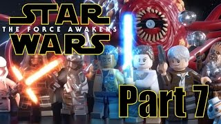 Fact Free Plays Lego Star Wars The Force Awakens (2 Player) - Part 7