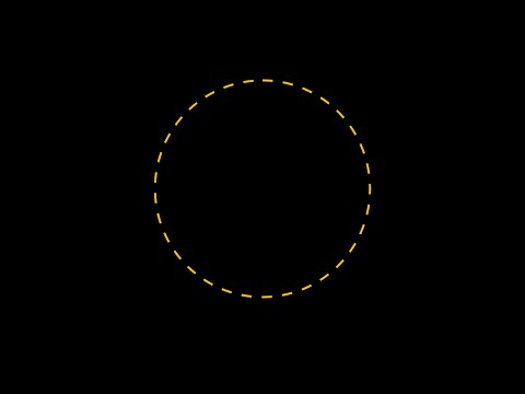 How To Create An Animated Circle In 10 Seconds - Adobe Aftereffects Tutorial