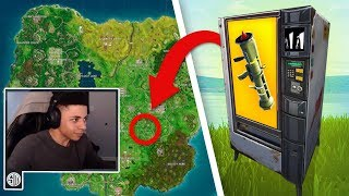 Myth Reacts to New Guided Missile Vending Machine on Fortnite! | Fortnite Best Moments #14