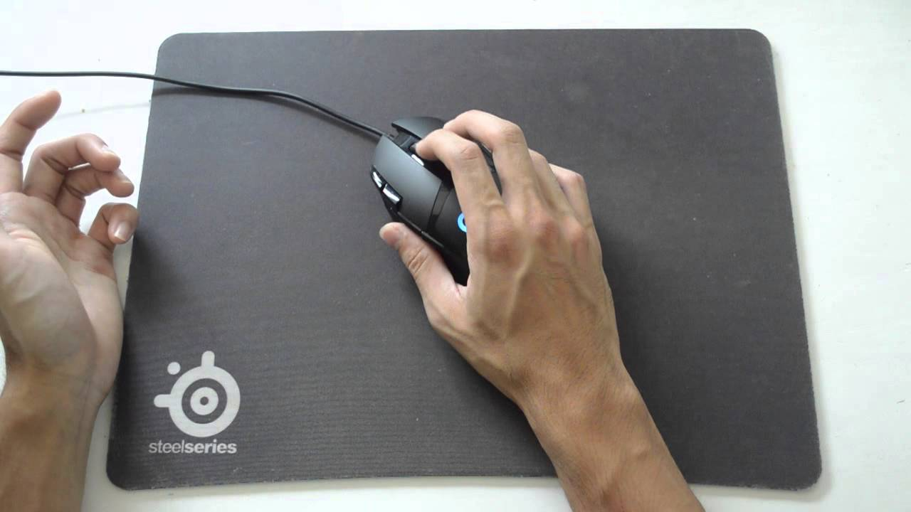 c9341967fc2 Logitech G402 Hyperion Fury Gaming Mouse Review by Takasta - YouTube