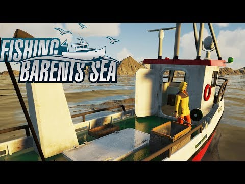 Fishing: Barents Sea - 🎣 Gameplay #02  