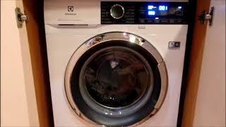 Обзор режима деним  стиральной машинки Electrolux PerfectCare 600