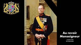 Grand Duc Jean de Luxembourg 1921-2019