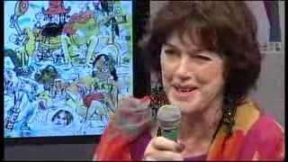 FOIRE DU LIVRE BRIVE 2012: ANNY DUPEREY & FLORENT QUELLIER
