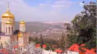 Израиль - Горненский женский монастырь в Иерусалиме(Понравилось? :) Загляните на наш портал об Израиле с любовью: http://www.loveisrael.ru., 2014-03-17T19:22:10.000Z)