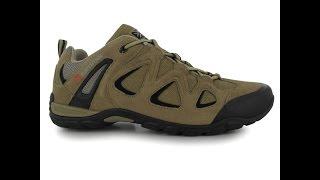 обзор Ботинки трекинговые Karrimor Galaxy Suede Mens Walking Shoes 185236