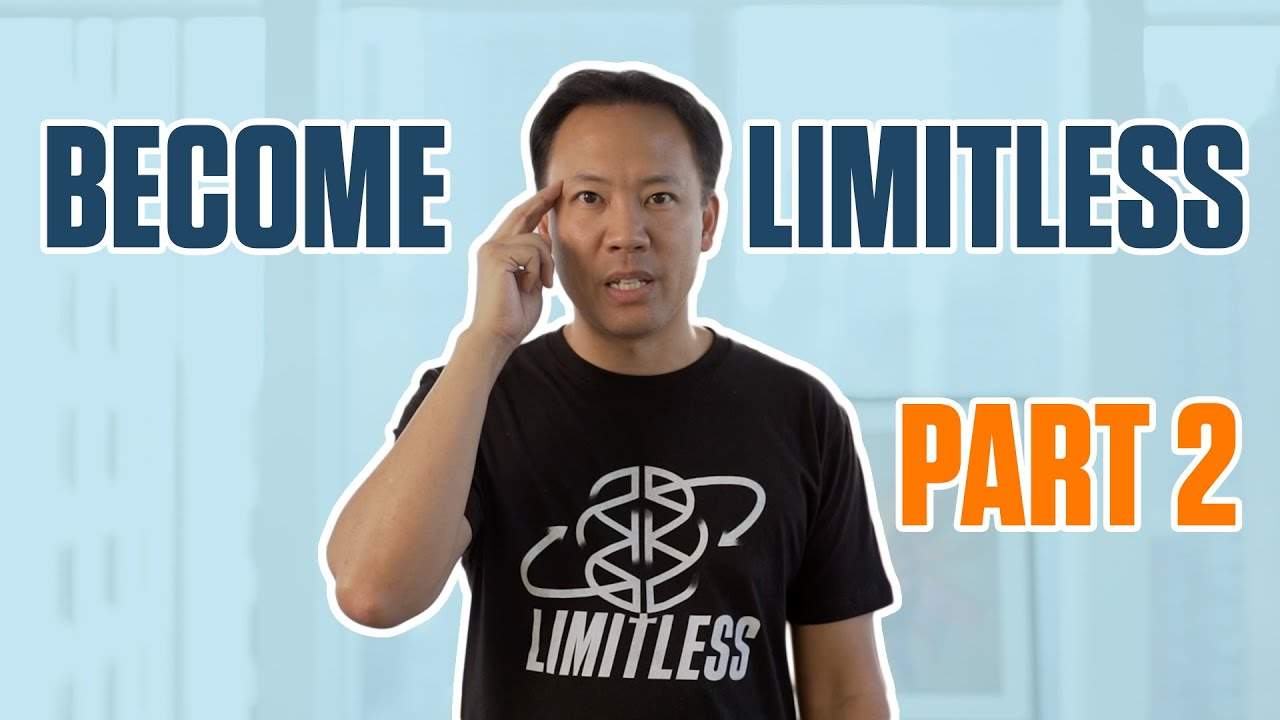 Expand your Mind to fit your Goals - not the Other Way Around   Jim Kwik