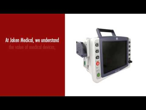 Refurbished Patient Monitors Come With A Warranty