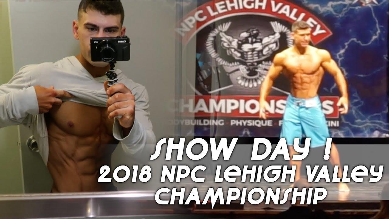 NPC Lehigh Valley Championship 2018 - Show Day !