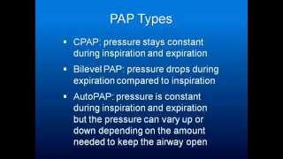 Obstructive Sleep Apnea Part 7: Management, CPAP vs. Oral Appliances