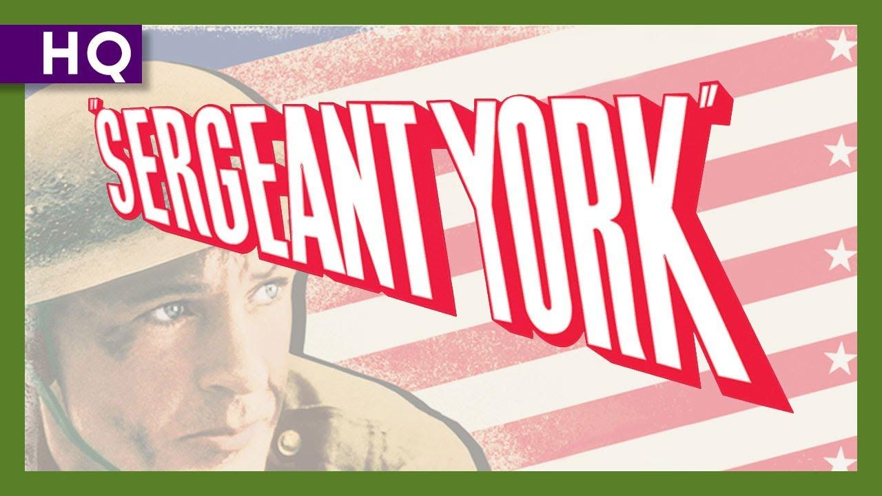 Sergeant York (1941) Trailer