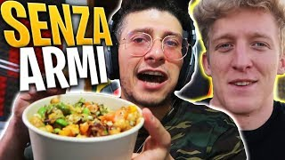 REACTION ALLA NO WEAPON CHALLENGE DI TFUE! 4 LAMA IN UNA SOLA PARTITA!!