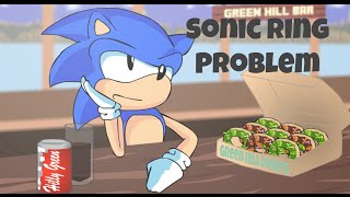 Sonic Ring Problem :: [Small Animation]