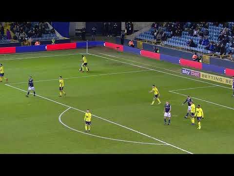 Millwall v Blackburn