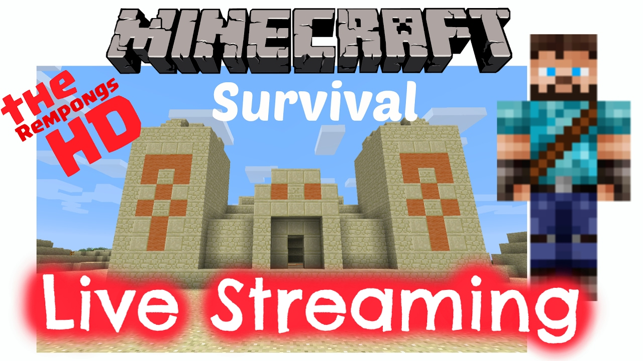 Squishy survival 9 - Steve The Adventurer Minecraft Survival Indonesia Eps 9