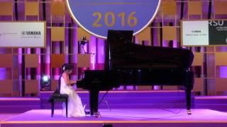 Yamaha Thailand Music Festival 2016 Piano Duet รอบชิงชนะเลิศ อายุเฉลี่ยไม่เกิน 12 ปี (Bingo&Kelly)