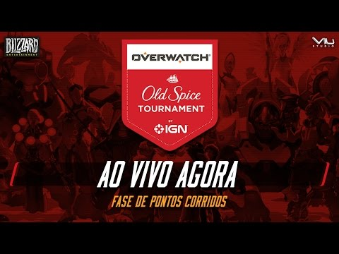 Overwatch Old Spice Tournament by IGN - GRANDE FINAL