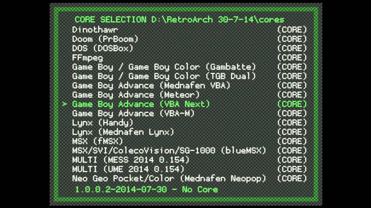 RetroArch. Quick Setup Guide & Tutorial - YouTube