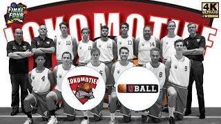Final Four Lokomotief vs Uball