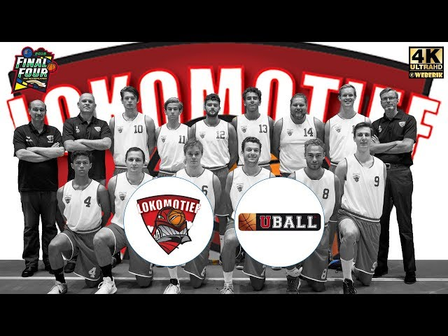 Final Four Lokomotief vs Uball