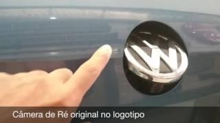 Golf 1.4 TSI - Desbloqueio + TV + DVD e Camera original logo - Artsomauto