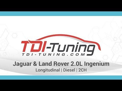 Jaguar & Land Rover 2.0L Ingenium Longitudinal | Diesel | 2CH
