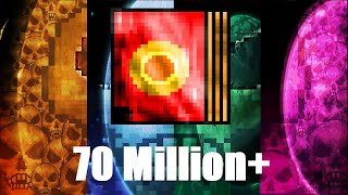 Terraria Supreme Buffed Flames of the Queen vs Calamity Mod Death Mode Boss Rush ll Astronimus