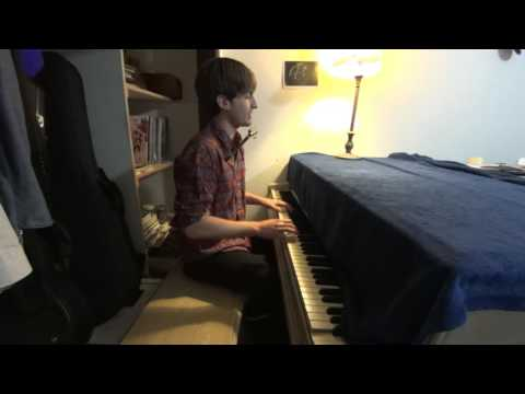 Nothing Good Ever Happens at the Goddamn Thirst Crow - Father John Misty (Piano Cover)