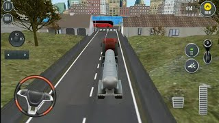 Euro Truck : Driving Simulator Cargo Delivery Game #3 | Best Android game play
