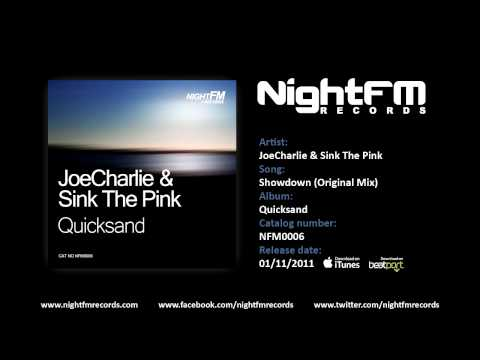 JoeCharlie & Sink The Pink - Showdown (Original Mix)