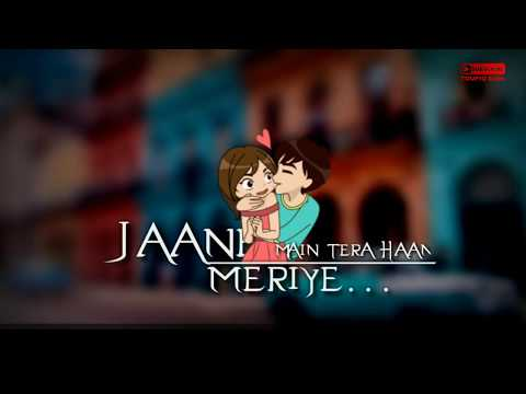 jaane-meriye-main-tera-haan-lyrics