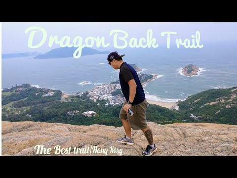 The Dragon Back/Best Hikes in Hong Kong.