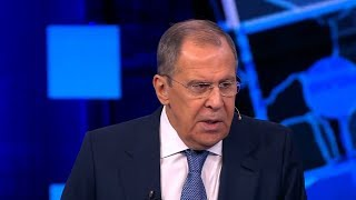 """Лавров: Россия ответит на американские санкции против """"Северного потока – 2"""""""