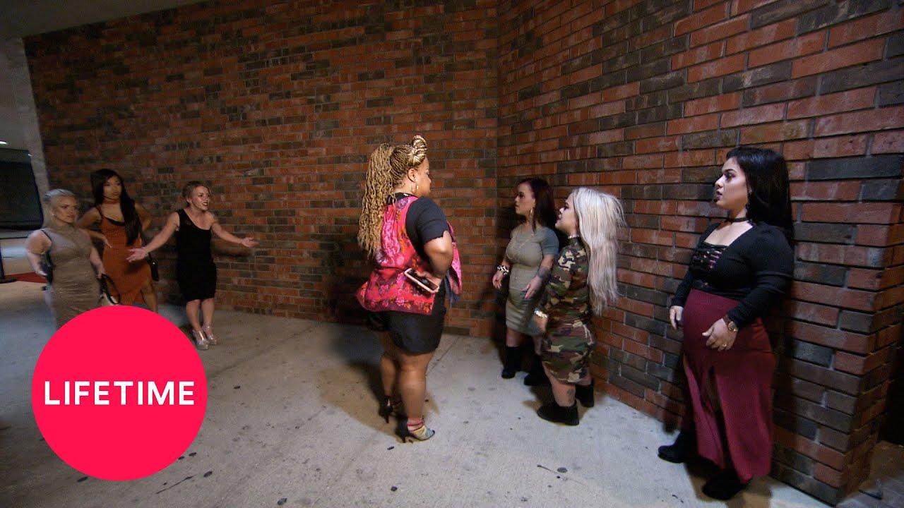 Download Little Women: Dallas - Caylea and Amanda Brawl at the Club (Season 2, Episode 1) | Lifetime
