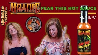 Hellfire Fear This Hot Sauce Review